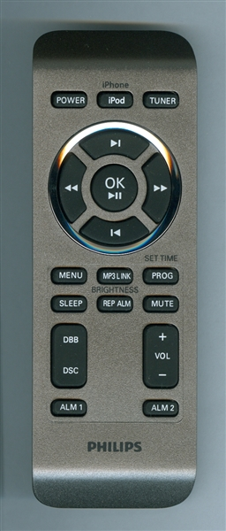 PHILIPS 996510041386 Genuine OEM Original Remote