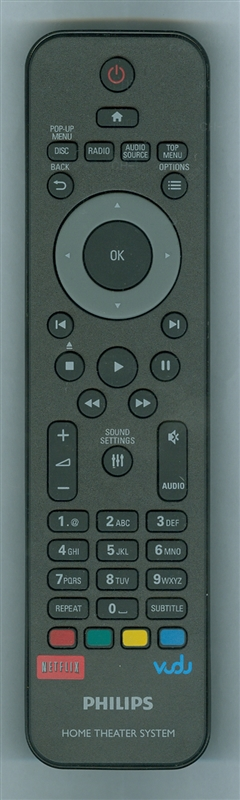 PHILIPS 996510053581 Genuine OEM Original Remote