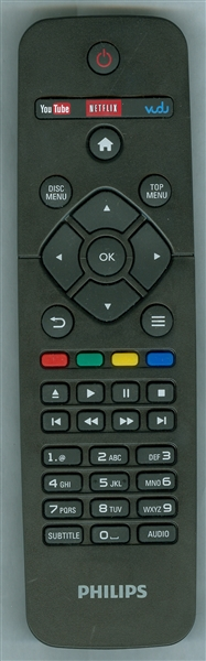 PHILIPS 996580000587 Genuine  OEM Original Remote