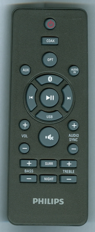 PHILIPS 996580004176 Genuine OEM Original Remote