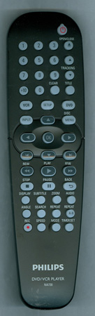 PHILIPS NA730UD NA730 Genuine OEM Original Remote