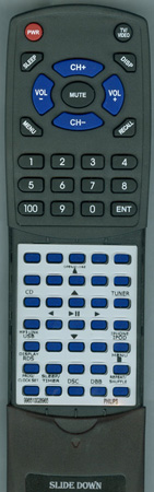 PHILIPS 996510028965 Custom Built Redi Remote
