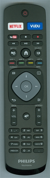 PHILIPS URMT42JHG005 Genuine OEM original Remote
