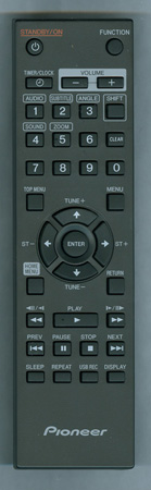 PIONEER 076E0RX021 Genuine OEM original Remote