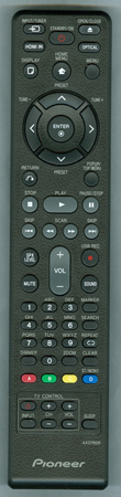PIONEER AKB72913846-LG Genuine OEM original Remote