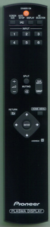 PIONEER AXD1534 Genuine  OEM original Remote