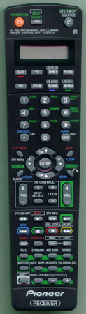 PIONEER AXD7434 Genuine  OEM Original Remote