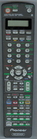 PIONEER AXD7493 Genuine OEM Original Remote