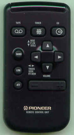 PIONEER CXA5857 Genuine  OEM original Remote