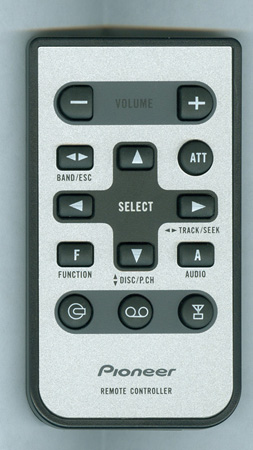 PIONEER CXC1266 Genuine OEM original Remote