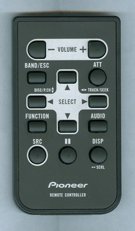 PIONEER QXA3196 Genuine OEM Original Remote