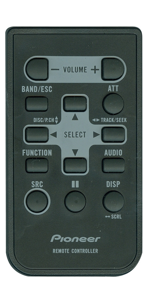 PIONEER QXA3303 QXA3303 Genuine OEM Original Remote