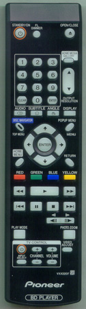PIONEER VXX3207 Genuine OEM Original Remote