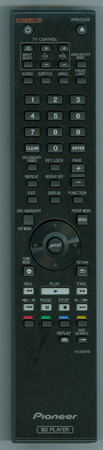 PIONEER VXX3379 Genuine OEM Original Remote