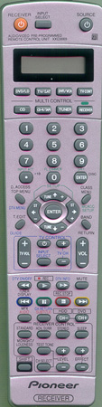 PIONEER XXD3069 Genuine OEM Original Remote