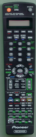PIONEER XXD3105 Genuine OEM Original Remote