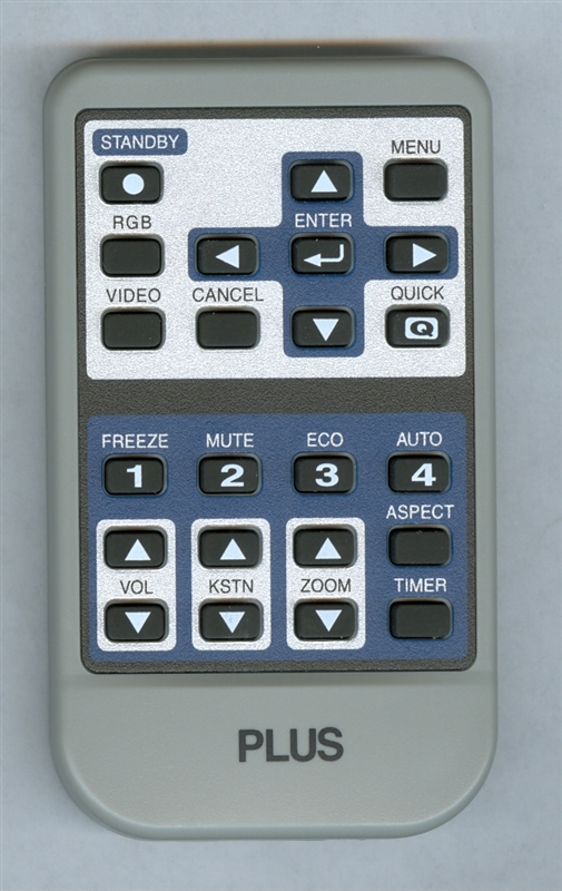 PLUS VISION 773-70-2000 Genuine  OEM Original Remote