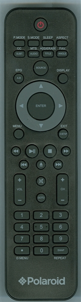 POLAROID 32GSD3000 Genuine OEM Original Remote