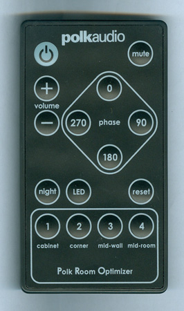 POLK RE4436-1 Genuine OEM original Remote