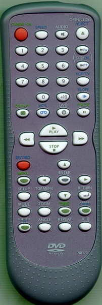 PRESIDIAN 12435848 Genuine OEM Original Remote