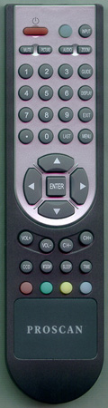 PROSCAN 0NEW-RMT-0258 Genuine  OEM original Remote