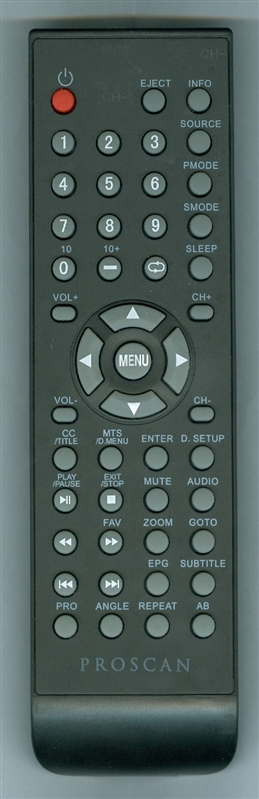 PROSCAN 1D PRO Genuine OEM Original Remote