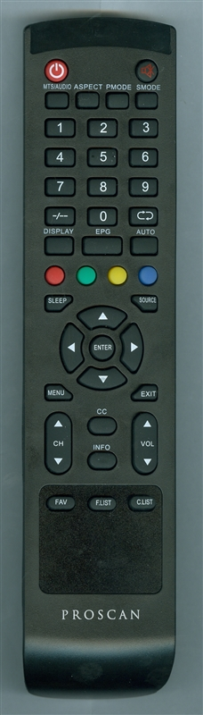PROSCAN 2P Genuine OEM Original Remote