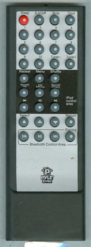 PYLE PHBT98PBK Genuine  OEM Original Remote