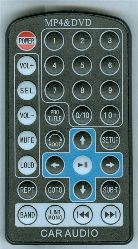 PYLE PL97M4 Genuine OEM Original Remote