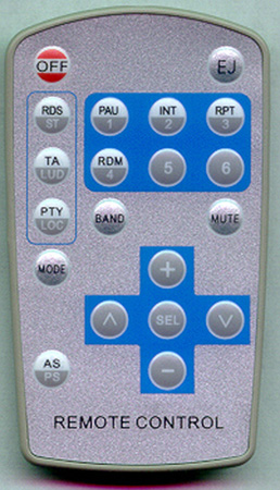 PYLE PLCD42 Genuine OEM Original Remote