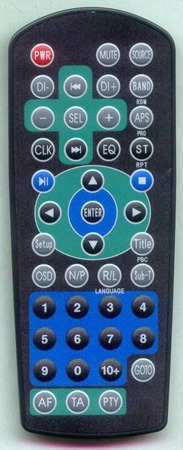 PYLE PLTDN71 Genuine OEM Original Remote