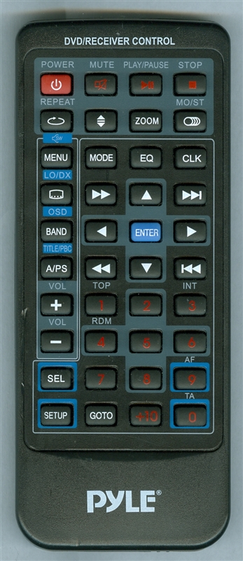 PYLE PLTS73FX Genuine OEM Original Remote