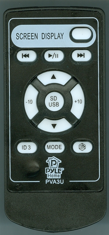 PYLE PVA3U Genuine  OEM original Remote