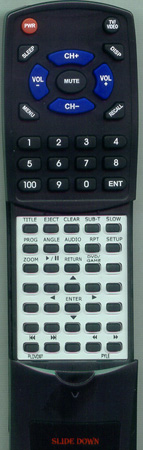 PYLE PLDVD97 PLDVD97N Custom Built Replacement Redi Remote