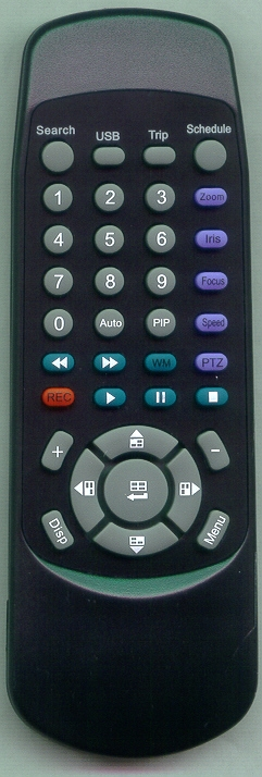 Q SEE QSNDVR4R Genuine  OEM Original Remote