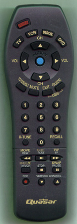 QUASAR EUR511513 Genuine OEM Original Remote
