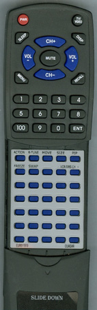 QUASAR EUR511513 Custom Built Redi Remote