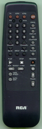 RCA 201168 Genuine  OEM Original Remote