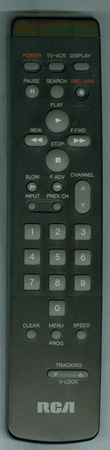 RCA 221300 VSQS1363 Genuine  OEM original Remote