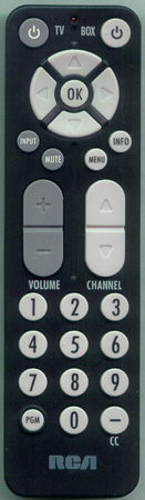 RCA DTA809REMOTE Genuine OEM Original Remote