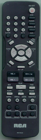 RCA RCR192AA4 Genuine OEM Original Remote