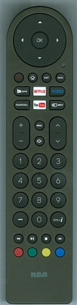 RCA RE20QP352 Genuine OEM Original Remote