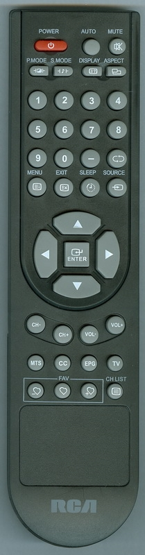 RCA RLC2253A Genuine OEM Original Remote