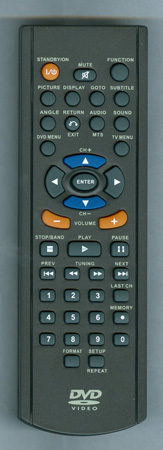 RCA SPS36123 Genuine OEM Original Remote