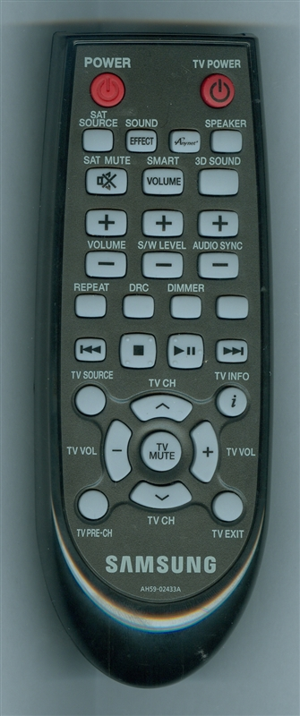 SAMSUNG AH59-02433A Genuine OEM Original Remote