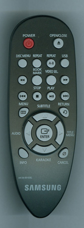 SAMSUNG AK59-00103G Genuine  OEM Original Remote