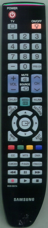 SAMSUNG BN59-00673A Genuine  OEM Original Remote