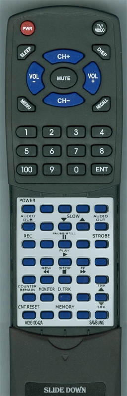 SAMSUNG AC93-10042A Custom Built Redi Remote