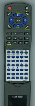 SAMSUNG AH59-02195A Custom Built Replacement Redi Remote