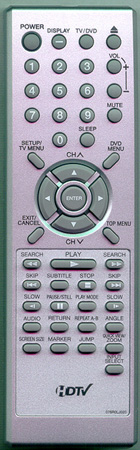 SANSUI 076R0LJ020 Genuine  OEM Original Remote